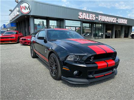 2014 Ford Shelby GT500 Base (Stk: 14-223173) in Abbotsford - Image 1 of 17