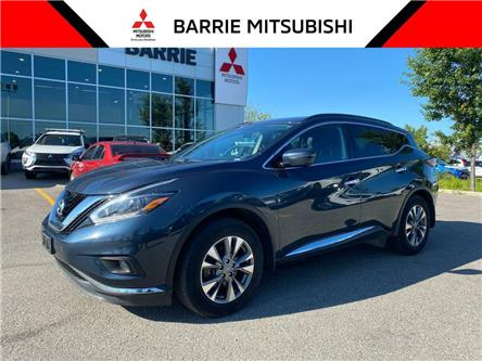 2018 Nissan Murano  (Stk: 00592) in Barrie - Image 1 of 26