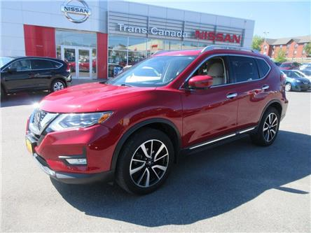 2017 Nissan Rogue  (Stk: P5354) in Peterborough - Image 1 of 25