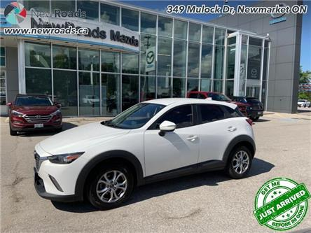2017 Mazda CX-3 GS (Stk: 14485) in Newmarket - Image 1 of 11