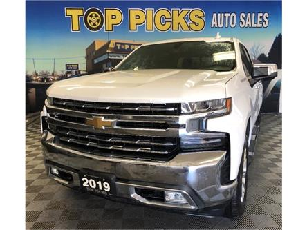 2019 Chevrolet Silverado 1500 LTZ (Stk: 410629) in NORTH BAY - Image 1 of 28