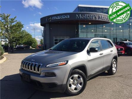 2014 Jeep Cherokee Sport (Stk: 28204A) in Barrie - Image 1 of 20