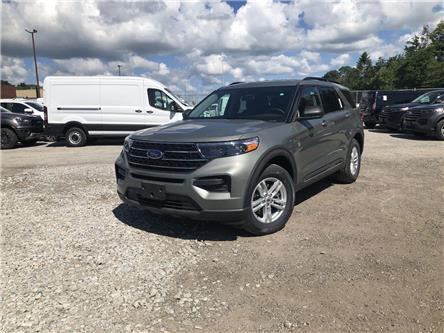 2020 Ford Explorer XLT (Stk: EX20662) in Barrie - Image 1 of 19