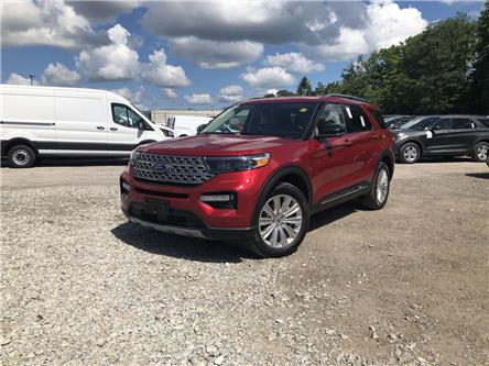 2020 Ford Explorer Limited (Stk: EX20685) in Barrie - Image 1 of 20