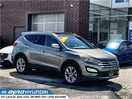 2016 Hyundai Santa Fe Sport 2.0T Limited (Stk: H5884A) in Toronto - Image 1 of 30