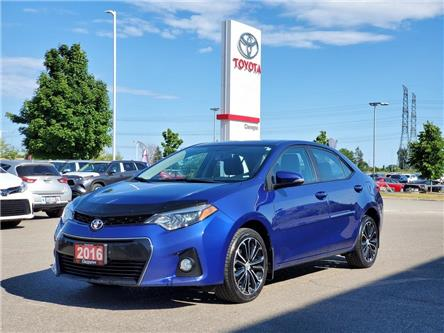 2016 Toyota Corolla  (Stk: P2512) in Bowmanville - Image 1 of 25