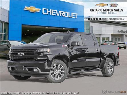 2020 Chevrolet Silverado 1500 RST (Stk: T0331776) in Oshawa - Image 1 of 27