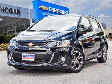 2017 Chevrolet Sonic LT Manual (Stk: A171990) in Scarborough - Image 1 of 28