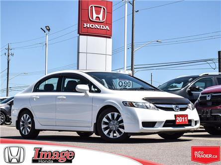 2011 Honda Civic EX-L (Stk: 9C704A) in Hamilton - Image 1 of 20