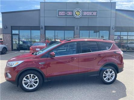 2017 Ford Escape SE (Stk: 3725A) in Thunder Bay - Image 1 of 16