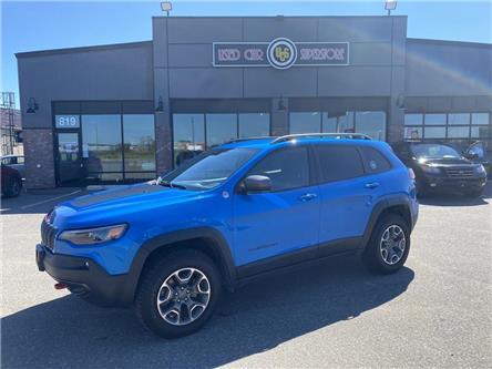 2020 Jeep Cherokee Trailhawk (Stk: 3947