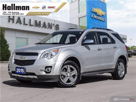 2015 Chevrolet Equinox LTZ (Stk: 20214A) in Hanover - Image 1 of 25
