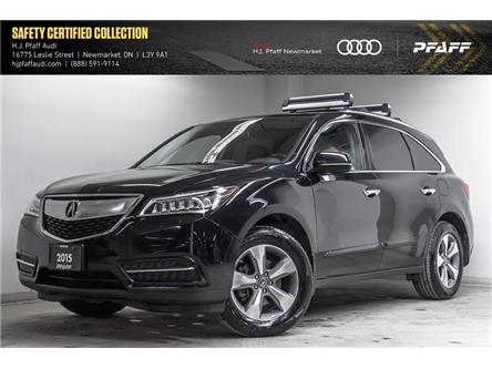 2015 Acura MDX Base (Stk: A13243A) in Newmarket - Image 1 of 22
