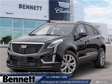 2020 Cadillac XT5 Sport (Stk: 200782) in Cambridge - Image 1 of 7