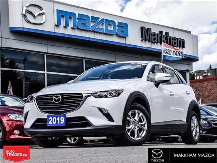 2019 Mazda CX-3 GS (Stk: P1997) in Markham - Image 1 of 25