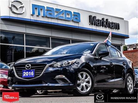 2016 Mazda Mazda3  (Stk: D200386A) in Markham - Image 1 of 24
