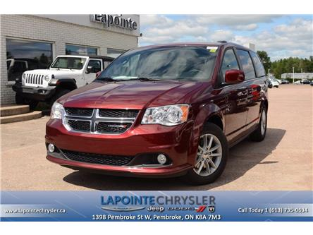 2020 Dodge Grand Caravan Premium Plus (Stk: 20137) in Pembroke - Image 1 of 26