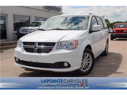 2020 Dodge Grand Caravan Premium Plus (Stk: 20131) in Pembroke - Image 1 of 25