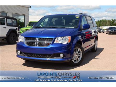 2020 Dodge Grand Caravan Premium Plus (Stk: 20135) in Pembroke - Image 1 of 26