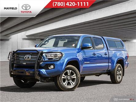 2016 Toyota Tacoma SR5 (Stk: M001613A) in Edmonton - Image 1 of 27