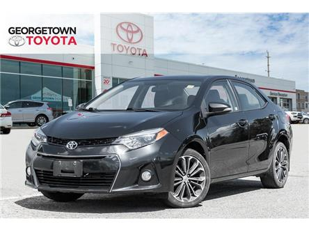 2015 Toyota Corolla S (Stk: 15-65277GT) in Georgetown - Image 1 of 19