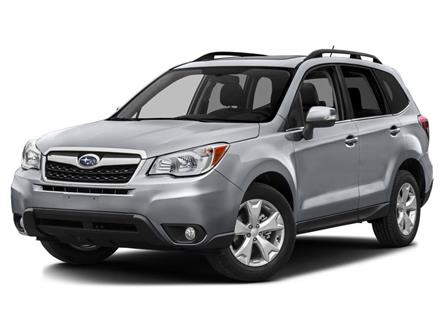 2015 Subaru Forester 2.5i Touring Package (Stk: SL628A) in Ottawa - Image 1 of 9