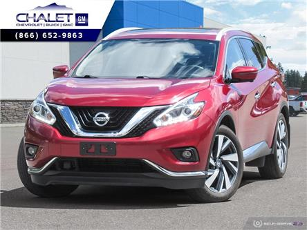 2017 Nissan Murano  (Stk: 20BL0801A) in Kimberley - Image 1 of 25