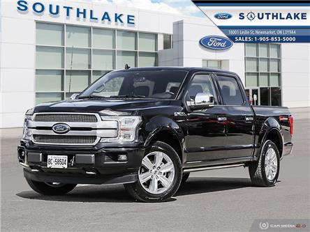 2020 Ford F-150 Platinum (Stk: 27637) in Newmarket - Image 1 of 27
