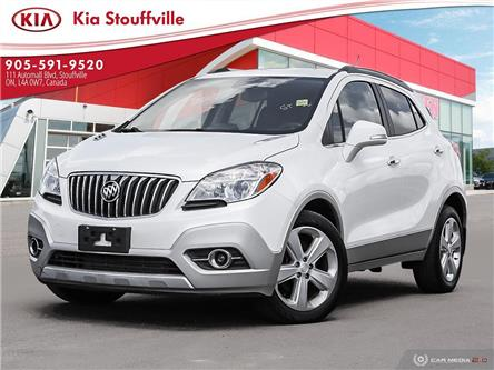2015 Buick Encore Convenience (Stk: P0211) in Stouffville - Image 1 of 26