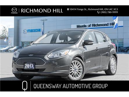 2017 Ford Focus Electric Base (Stk: 20-079A) in Richmond Hill - Image 1 of 17
