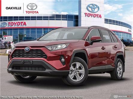 2020 Toyota RAV4 Hybrid XLE (Stk: 201120) in Oakville - Image 1 of 23