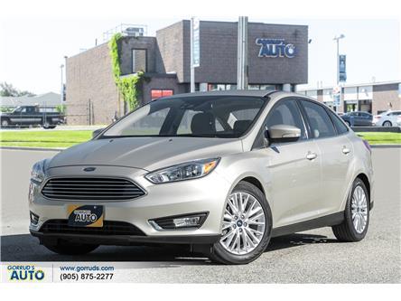 2017 Ford Focus Titanium (Stk: 260979) in Milton - Image 1 of 20