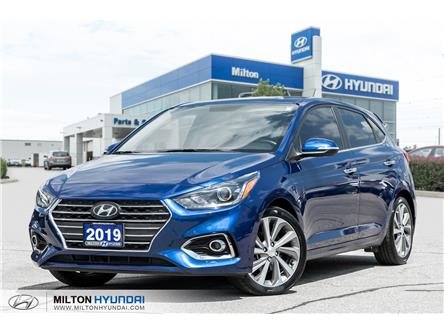 2019 Hyundai Accent Ultimate (Stk: 082800A) in Milton - Image 1 of 18