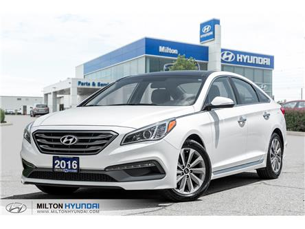 2016 Hyundai Sonata Sport Tech (Stk: 380402A) in Milton - Image 1 of 20