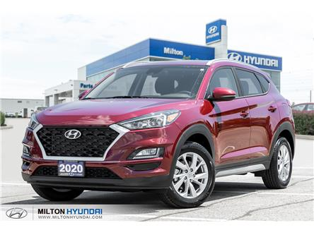 2020 Hyundai Tucson Preferred (Stk: 154386A) in Milton - Image 1 of 18