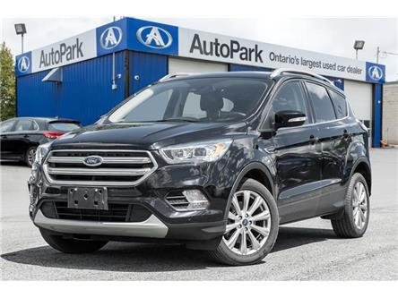 2017 Ford Escape Titanium (Stk: 17-40425T) in Georgetown - Image 1 of 21
