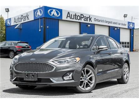 2019 Ford Fusion Hybrid Titanium (Stk: 19-91004R) in Georgetown - Image 1 of 21