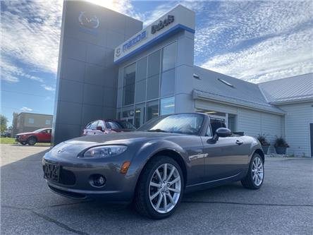 2008 Mazda MX-5 GS (Stk: UC5837) in Woodstock - Image 1 of 16