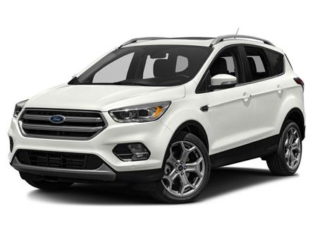 2017 Ford Escape Titanium (Stk: L-1242A) in Calgary - Image 1 of 9