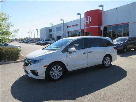 2018 Honda Odyssey LX (Stk: 28528L) in Ottawa - Image 1 of 11