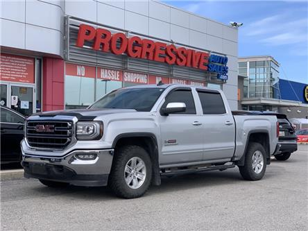 2017 GMC Sierra 1500 SLE (Stk: HG473146) in Sarnia - Image 1 of 5