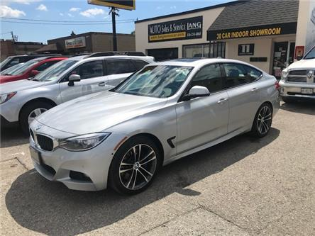 2014 BMW 335i xDrive Gran Turismo (Stk: ) in Etobicoke - Image 1 of 25