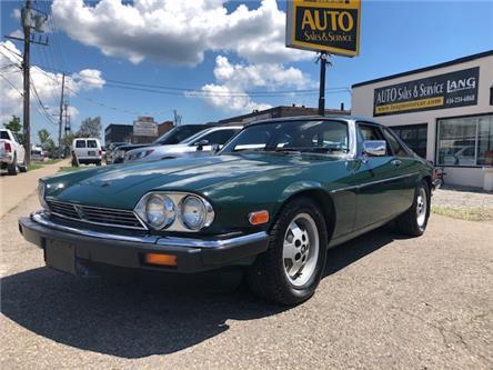 1988 Jaguar xjs SPORT COUPE (Stk: ) in Etobicoke - Image 1 of 30