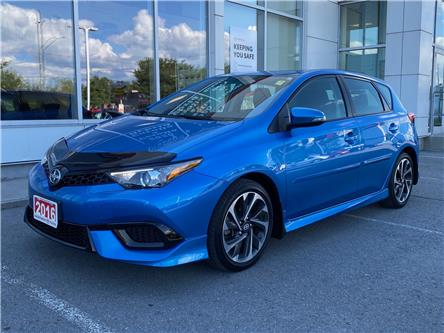 2016 Scion iM Base (Stk: CW108A) in Cobourg - Image 1 of 22