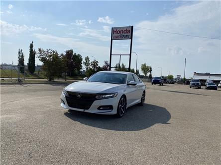 2018 Honda Accord Sport (Stk: 18-036) in Grande Prairie - Image 1 of 13