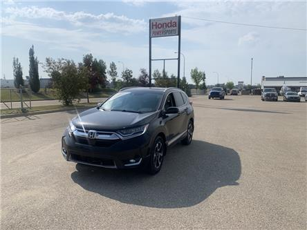 2017 Honda CR-V Touring (Stk: 20-070A) in Grande Prairie - Image 1 of 14
