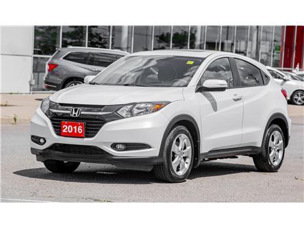 2016 Honda HR-V 4WD 4dr CVT EX (Stk: 109745P) in Brampton - Image 1 of 27