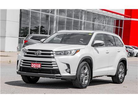 2018 Toyota Highlander XLE (Stk: 879737T) in Brampton - Image 1 of 24