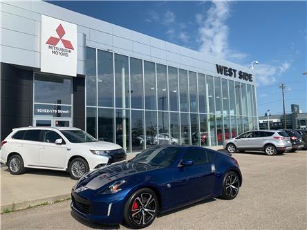 2020 Nissan 370Z Sport (Stk: BM3855) in Edmonton - Image 1 of 27
