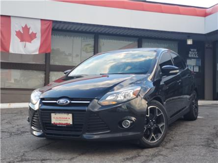 2014 Ford Focus SE (Stk: 2007173) in Waterloo - Image 1 of 20
